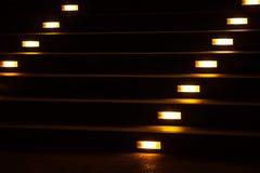 Abstrait léger Photo libre de droits
