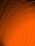 Abstrait orange Images stock