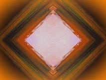 Abstrait peint coloré Photo libre de droits