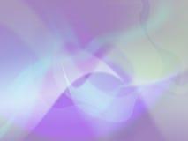 Abstrait refroidissez les ondes illustration stock