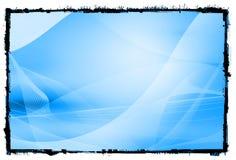 Abstrait refroidissez les ondes Images libres de droits