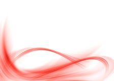 Abstrait rouge Photo libre de droits