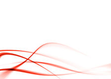 Abstrait rouge Photos stock