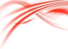 Abstrait rouge Images libres de droits