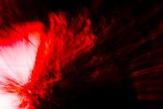 Abstrait rouge texturisé #2 Image libre de droits