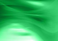 Abstrait vert Image libre de droits