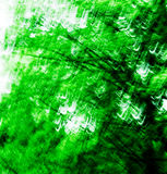 Abstrait vert texturisé #8 Photographie stock libre de droits