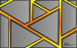 Abstrakci trójgraniasty tło Zdjęcia Royalty Free