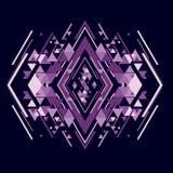 abstrakcja geometryczna Zdjęcia Royalty Free