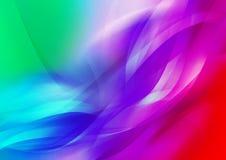abstrakcja kolor Obrazy Royalty Free