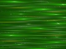 abstrakcja zielony tła błyszczący royalty ilustracja