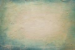 Abstrakcjonistyczna akrylowa tekstura Zdjęcia Royalty Free