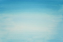 Abstrakcjonistyczna akrylowa tekstura Obraz Royalty Free