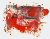 Abstrakcjonistyczna akwarela Obraz Stock