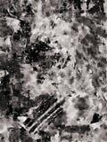 Abstrakcjonistyczna akwarela na papierze fotografia stock