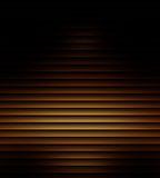 abstrakcjonistyczna żaluzja Zdjęcie Stock