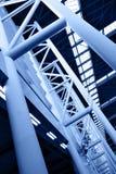 abstrakcjonistyczna architektoniczna budowa fotografia stock