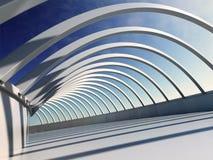 abstrakcjonistyczna architektura ilustracja wektor