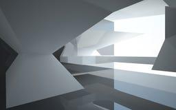 abstrakcjonistyczna architektura Obraz Stock