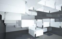abstrakcjonistyczna architektura Zdjęcie Royalty Free