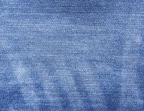 abstrakcjonistyczna błękitna kolorów cajgów tekstura Obrazy Royalty Free
