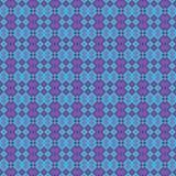 Abstrakcjonistyczna błękitna tapetowa sześcian tekstura Fotografia Royalty Free