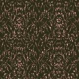 Abstrakcjonistyczna bezszwowa deseniowa ilustracja wichrowaci lampasy, kropki, splatters i wykładająca marmurem kształt tekstura, ilustracji