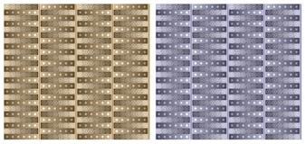 Abstrakcjonistyczna bezszwowa tekstura Zdjęcia Stock