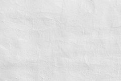 Abstrakcjonistyczna biel ściana Obrazy Stock