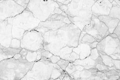 Abstrakcjonistyczna bielu marmuru tekstury ściana dla projekta wzór dla tła lub skóry luksusowego produktu Obrazy Royalty Free