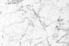 Abstrakcjonistyczna bielu marmuru tekstury ściana dla projekta wzór dla tła lub skóry luksusowego produktu Obrazy Stock