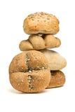 abstrakcjonistyczna chlebowa rolka Obrazy Stock