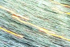 Abstrakcjonistyczna choinka w zielone światło ruchu 3 Zdjęcie Stock