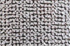 Abstrakcjonistyczna chrom tekstura zdjęcie royalty free