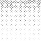 Abstrakcjonistyczna cyfrowa przekątna zaokrąglał kwadratowego mozaika wzoru tło - graficzny projekt ilustracji