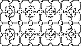 Abstrakcjonistyczna czarna tło tekstura Halftone skutek Obrazy Stock