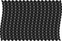Abstrakcjonistyczna czarna tło tekstura Halftone skutek Zdjęcia Royalty Free