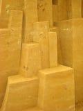 abstrakcjonistyczna czerepu piaska rzeźba Zdjęcia Royalty Free