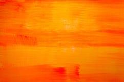 Abstrakcjonistyczna czerwień, pomarańczowy tło/ Obraz Stock
