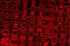 Abstrakcjonistyczna czerwień zabarwia tło z grunge teksturą Obrazy Stock