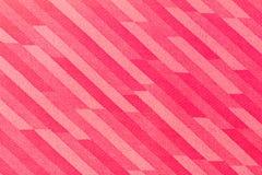 Abstrakcjonistyczna czerwona tło tekstura, Geometryczny tło Trójgraniasty projekt dla twój biznesu, Bezszwowy, wzór Fotografia Stock