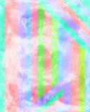 Abstrakcjonistyczna delikatna kolorowa geometryczna tekstura Fotografia Stock