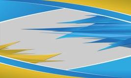 Abstrakcjonistyczna desktop tapeta Zdjęcie Stock