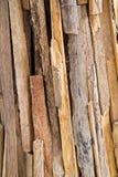 Abstrakcjonistyczna drewniana tekstura Obraz Royalty Free