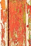 Abstrakcjonistyczna drewniana tekstura Fotografia Royalty Free