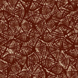 Abstrakcjonistyczna drewniana tekstura bezszwowa Obrazy Royalty Free