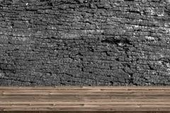 Abstrakcjonistyczna drewno stołu tekstura na naturalnym starym drewnianym tle zdjęcie stock