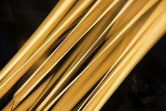 Abstrakcjonistyczna drucik żarówka Zdjęcia Royalty Free