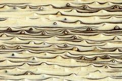 Abstrakcjonistyczna dykta obrazy royalty free