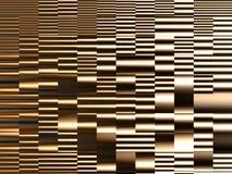 Abstrakcjonistyczna dynamiczna budowa Fotografia Royalty Free